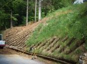 Biotec Vegetation Strips - BVC - naravna rešitev problema površinske erozije