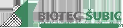 Biotec Šubic - Biotechnische Stabilisierung von Böschungen